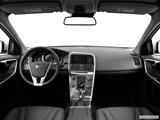 2014 Volvo XC60 Dashboard, center console, gear shifter view