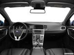 2014 Volvo S60 Dashboard, center console, gear shifter view photo