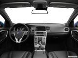2014 Volvo S60 Dashboard, center console, gear shifter view
