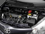 2014 Toyota Yaris Engine photo