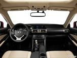 2014 Lexus IS Dashboard, center console, gear shifter view photo