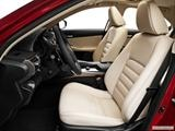 2014 Lexus IS Front seats from Drivers Side