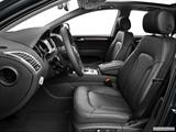 2014 Audi Q7 Front seats from Drivers Side