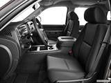 2014 GMC Sierra 2500 HD Crew Cab Front seats from Drivers Side