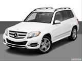 2014 Mercedes-Benz GLK-Class Front angle view photo