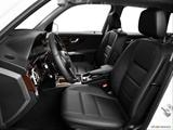 2014 Mercedes-Benz GLK-Class Front seats from Drivers Side