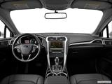 2014 Ford Fusion Energi Dashboard, center console, gear shifter view