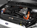 2014 Ford Fusion Energi Engine photo