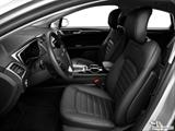 2014 Ford Fusion Energi Front seats from Drivers Side