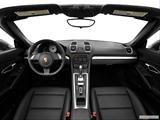 2014 Porsche Boxster Dashboard, center console, gear shifter view