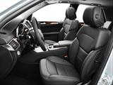 2014 Mercedes-Benz M-Class Front seats from Drivers Side