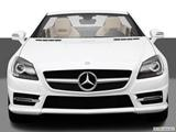 2014 Mercedes-Benz SLK-Class Low/wide front photo