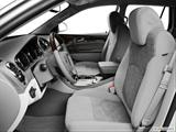 2014 Buick Enclave Front seats from Drivers Side
