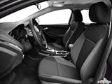 2014 Ford Focus Front seats from Drivers Side