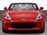 2014 Nissan 370Z Low/wide front photo