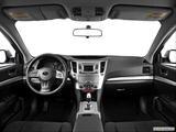 2014 Subaru Outback Dashboard, center console, gear shifter view