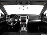 2014 Subaru Legacy Dashboard, center console, gear shifter view photo