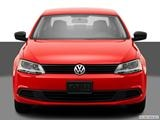 2014 Volkswagen Jetta Low/wide front photo