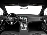 2014 Cadillac CTS Dashboard, center console, gear shifter view