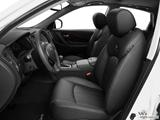 2014 Infiniti QX50 Front seats from Drivers Side