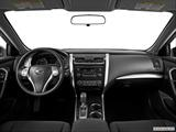 2014 Nissan Altima Dashboard, center console, gear shifter view