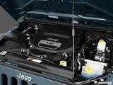 2014 Jeep Wrangler Engine photo