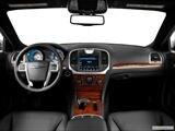 2014 Chrysler 300 Dashboard, center console, gear shifter view