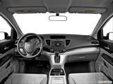 2014 Honda CR-V Dashboard, center console, gear shifter view