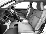 2014 Honda CR-V Front seats from Drivers Side