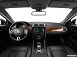 2015 Jaguar XK Series Dashboard, center console, gear shifter view photo