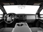 2014 Ford F250 Super Duty Super Cab Dashboard, center console, gear shifter view photo