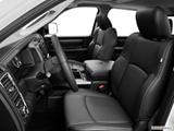 2014 Ram 1500 Crew Cab Front seats from Drivers Side