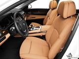 2014 BMW 7 Series Front seats from Drivers Side