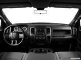 2014 Ram 1500 Regular Cab Dashboard, center console, gear shifter view