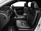 2014 Chrysler 300 Front seats from Drivers Side