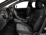 2014 Mazda MAZDA3 Front seats from Drivers Side