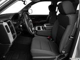 2014 GMC Sierra 1500 Double Cab Front seats from Drivers Side