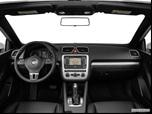 2014 Volkswagen Eos Dashboard, center console, gear shifter view photo