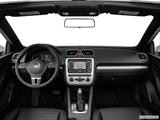 2014 Volkswagen Eos Dashboard, center console, gear shifter view