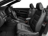 2014 Volkswagen Eos Front seats from Drivers Side