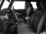 2014 Jeep Wrangler Front seats from Drivers Side