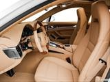 2014 Porsche Panamera Front seats from Drivers Side