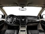 2014 Chrysler Town & Country Dashboard, center console, gear shifter view photo