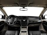 2014 Chrysler Town & Country Dashboard, center console, gear shifter view