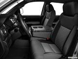 2014 Toyota Tundra CrewMax Front seats from Drivers Side