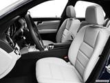 2014 Mercedes-Benz C-Class Front seats from Drivers Side