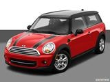 2014 MINI Cooper Clubman Front angle view photo