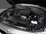 2014 BMW 3 Series Engine photo