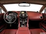 2014 Aston Martin Rapide S Dashboard, center console, gear shifter view photo
