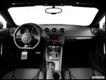 2015 Audi TT Dashboard, center console, gear shifter view photo